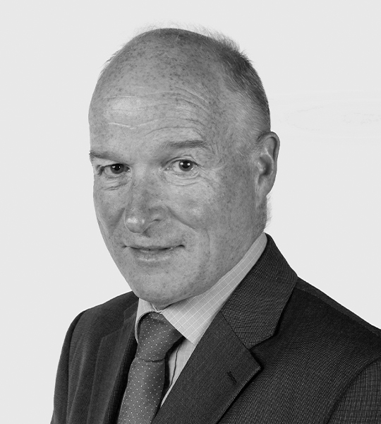 Ronan Gill,Chief Finance and Operations Officer